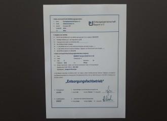 Zertifikat_Entsorgungsfachbetrieb